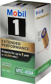M1c 453a Mobil One Extended Performance Oil Filter