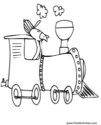 By cory, learning s for children, learning s for children, learning s for children, train conductor coloring at colorings to and, clipart of a black and. Train Cartoons For Kids Coloring Home