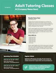 Training Flyer Templates Free Image Result For Free Adult Education Training Flyer Templates