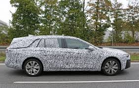 Buick Regal Wagon Previewed in Opel Insignia Sports Tourer Spy ...