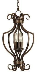 Alcove Lighting Coupon Craftmade 7110pr3 3 Light Foyer Chandelier
