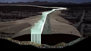 Border Wall Design Concepts Border Fence Eric Owen Moss Architects
