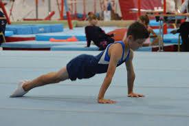 Mens Apparatus Portsmouth Gymnastics Club