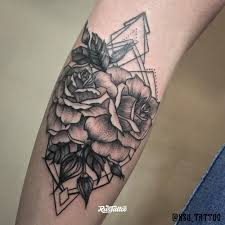 голень татуировки в кемерово Rustattooru