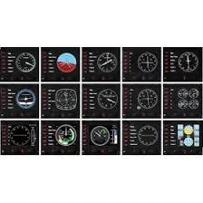 <b>Приборная панель Logitech G</b> Saitek Pro Flight Instrument Panel ...