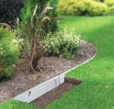 Wonderful Garden Landscape Edging #1: Aluminum-Garden-Edging-Landscape-  Virpool