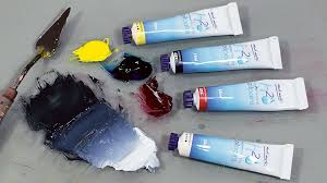 Review Mont Marte H20 Water Mixable Oil Paints Creative Bloq