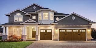 faux wood garage doors 1 nologo ranch house doors
