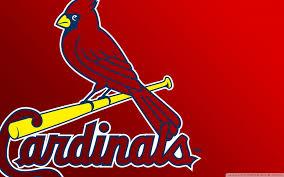 st louis cardinals logo wallpaper