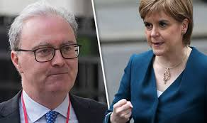 Sturgeon's Lord Advocate makes independence gaffe at Supreme Court | UK |  News | Express.co.uk