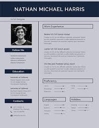 Resume Modern Template Free Download 46 Modern Resume Templates Pdf Doc Psd Free Premium Templates