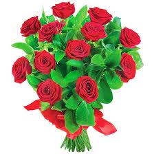Bukiet 12 czerwonych róż, Kwiaty Erosa, Poczta Kwiatowa® róże czerwone z  dostawą