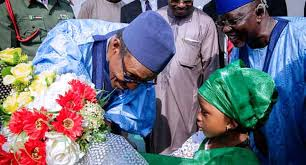 Image result for buhari in nasarawa state