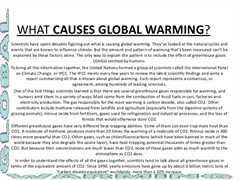 causes and effects of global warming essay global warming essay environmental effects 123helpme