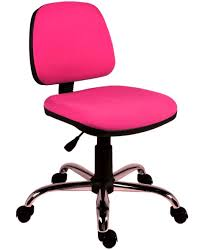 bedroom splendid pink computer chair for girls office furniture spinning top chairs rose operator spinny