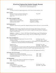 Sample Resume In Ieee Format Ieee Resume Format For Freshers Dadajius 10