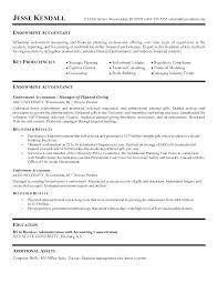 Accountant Resume Example – Creer.pro