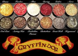 real harry potter makeup palettes