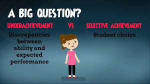 underachieving gifted students