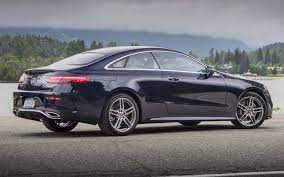 Including destination charge, it arrives with a manufacturer's suggested. 2018 Mercedes Benz E Class Coupe Amg Styling Us Wallpapers And Hd Images Car Pixel