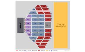 The Fillmore Seating Chart Miami Hard Rock Stadium Platinum Vip Tickets