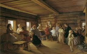 Образование в xvii веке История Российской империи Морозов Сельская школа