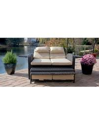 reclining chaise lounge. Massaro Double Reclining Chaise Lounge With Cushions S