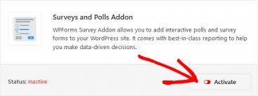 How To Create A Survey Form In Wordpress Step By Step