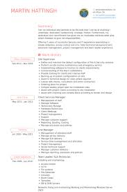 Supervisor Resume Sample Free Best Of Site Supervisor Resume Samples VisualCV Resume Samples Database