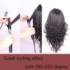 <b>Good training heads with</b> 70% real human hair for practice curl iron ...