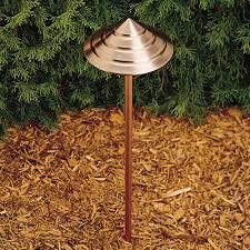 back to low voltage copper landscape lighting fixtures