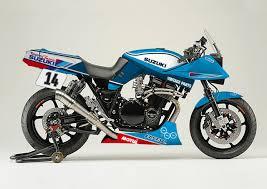 team classic suzuki to build katana endurance racer at motorcycle
