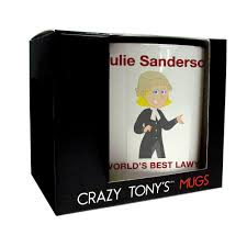 details about lawyer graduation gift mug for female lawyers crazy tony s female qc gifts