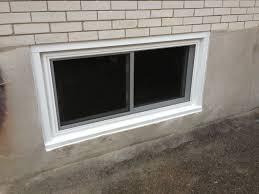 basement windows egress window