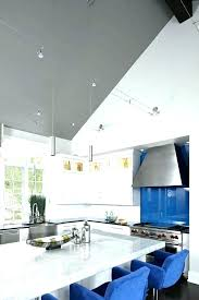 exciting kitchen track lighting vaulted ceiling pendant for sloped ceilings light