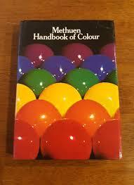 Methuen Handbook Of Colour By Kornerup Andreas Methuen