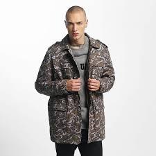Ecko Unltd Lightweight Jacket Corporal In Camouflage