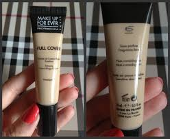 this is the concealer i have been using in conjunction with my bobbi brown corrector lately say o to the makeup forever full cover concealer
