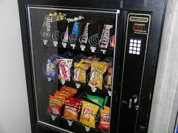 Frozen Food Vending Machine Simple School Vending Options Have Negative Effects On Students Health