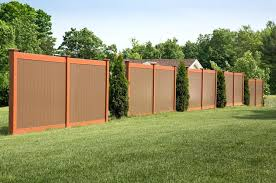 brown vinyl fence panels. Perfect Fence Brown Vinyl Fence Panels Post And Rail  Inside Brown Vinyl Fence Panels C