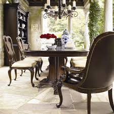 Pedestal Dining Table Set Thomasviller Brompton Hall 7 Piece Double Pedestal Dining Table