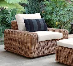 monterey all weather wicker lounge