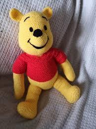Winnie The Pooh Crochet Pattern Amazing Ideas