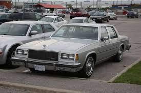 1985 Buick Lesabre 4 Door Buick Lesabre Buick Buick Cars