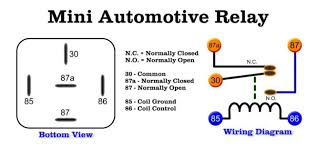 automotive relay wiring diagram wiring diagram wiring using relays offroaders