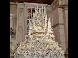 Most Beautiful Wedding Cakes In The World Youtube