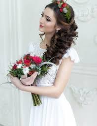 Свадебные прически с прядями bride bar Свадебные прически с накладными прядями 5
