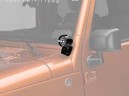 piaa wrangler lp530 series led driving light pillar mount piaa lp530 series led driving light pillar mount brackets 07 17 wrangler jk