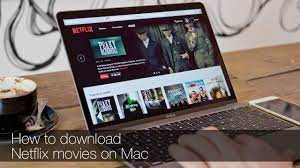 How to download Netflix movies on Mac - YouTube