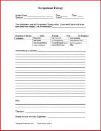 Free Progress Note Template Documentation Forms Therapy Fun Zone